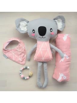 canastilla de nacimiento bebe koala