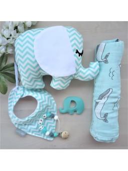 canastilla de bebe personalizada