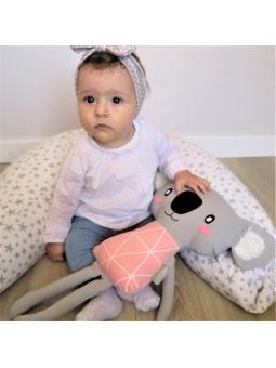 muñeco d etrapo para bebé