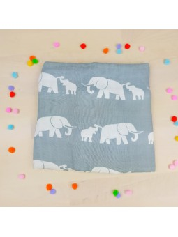 Muselina Elefantes