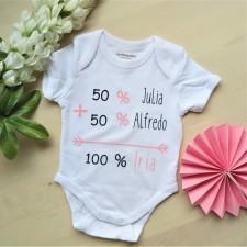 Bodys de bebe personalizados