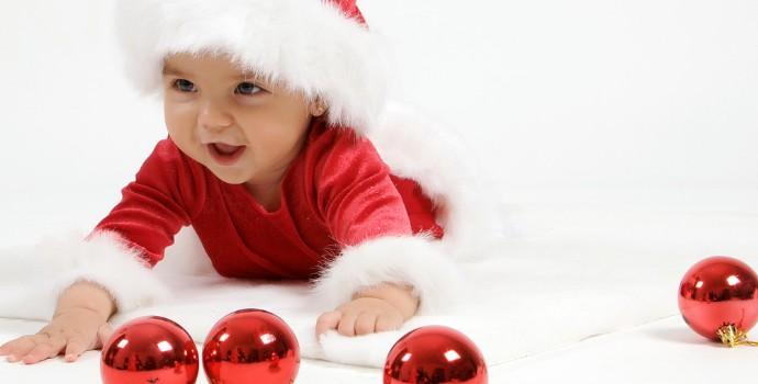 que regalar en navidad a un bebe